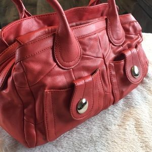 Coral Nine West purse